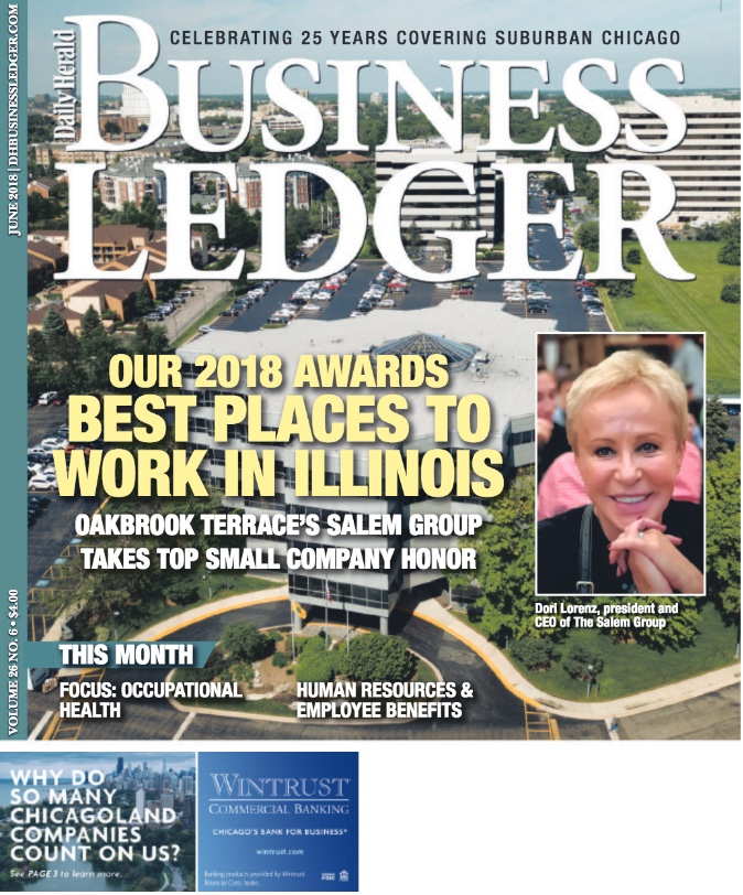 DH Business Ledger June 2018 Cover
